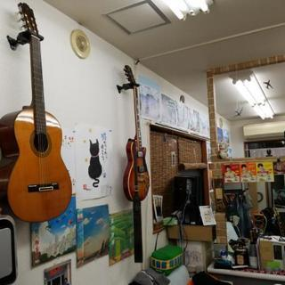 昭和音楽とヘアーサロン - 墨田区