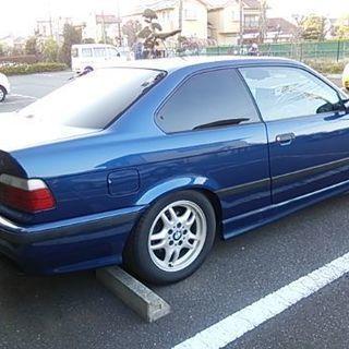 E36 328i 2ドア  1998年 走行12.8万