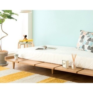 ベットフレーム ダブル セミダブル ベッドフレーム ベット ベッド