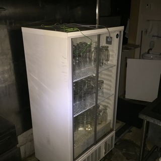 業務用 冷蔵庫 小形冷蔵ショーケース