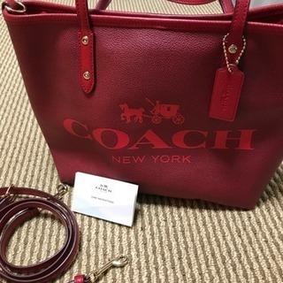 coach  bag   正規品 新品 お値下げしました!