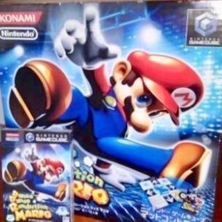 Wiiで遊べるマリオのダンスレボリューション的な。