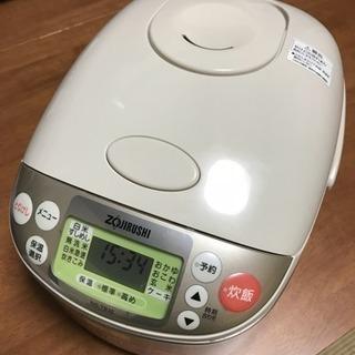 お取引中★ZOJIRUSHI★マイコン炊飯器5.5合