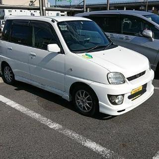 プレオ F-TypeS(TA-RA2) 5MT ETC車載器 車...