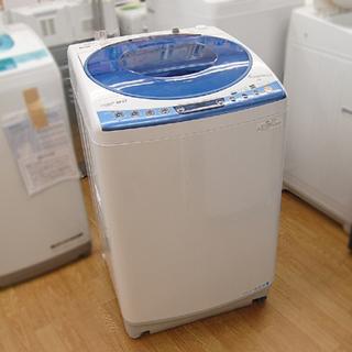 パナソニック 8kg 洗濯機 NA-FS80H5 布団 毛…