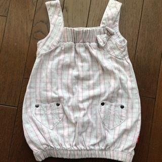 (海外販売製品)ジャンパースカート【1~1歳半頃】