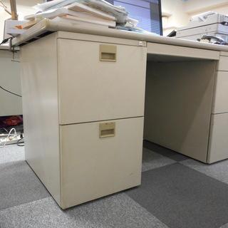 事務所机1 あげます