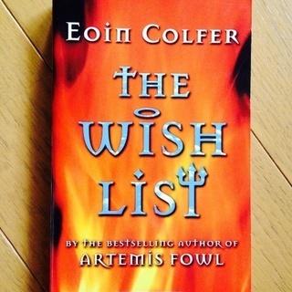 【洋書】The Wish List/Eoin Colfer