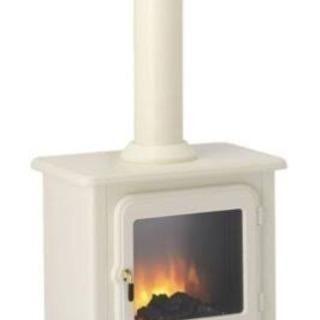 おしゃれ♪デロンギ 暖炉型電気ファンヒーター