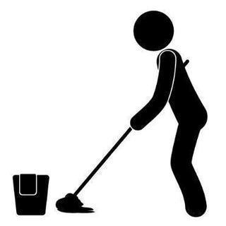 平常月は休みが選べます!清掃のお仕事です。