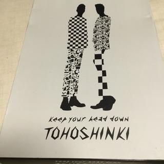 東方神起Tシャツ(未開封)