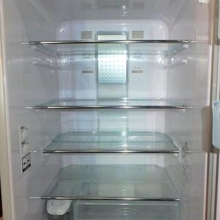 ☆日立 HITACHI R-S30YMV 300L 3ドアノンフロン冷凍冷蔵庫◆容量たっぷり - 家電