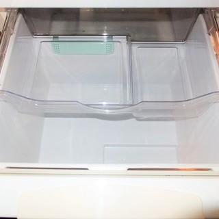 ☆日立 HITACHI R-S30YMV 300L 3ドアノンフロン冷凍冷蔵庫◆容量たっぷり − 神奈川県