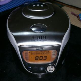 SANYO ECJ-EK10 炊飯器