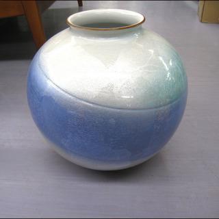 手稲リサイクル  九谷焼 花瓶 ¥3,000