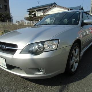 スバル レガシーツーリングワゴン 車検2年付き 乗り出し35万円