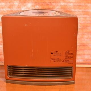 都市ガス用ガスファンヒーター オレンジ