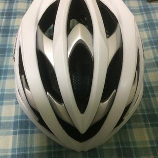 ロードバイク Mサイズヘルメット