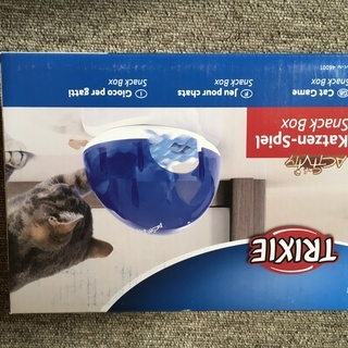TRIXIE  Snack Box for cats  トリクシ...