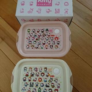 キティちゃん シールボックス
