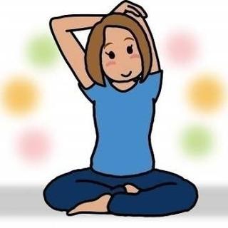 瞑想&ストレッチ