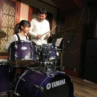 長野市・権堂・ドラム・カホーン教室( •ᴗ•)*♪