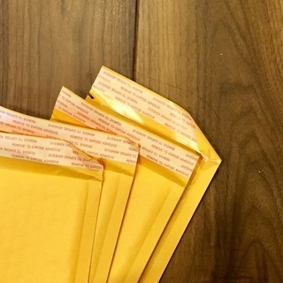 訳あり エアクッション封筒 色々サイズまとめて100枚