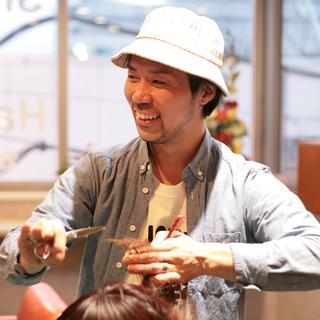 急募 たずさわってくれたスタッフが生涯美容師で一生おくっていただくことが僕の夢です − 神奈川県