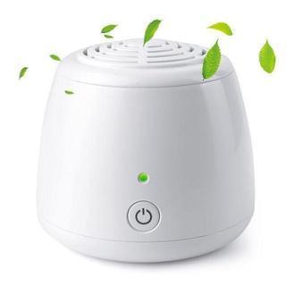 ミニ空気清浄機 エアクリーナー オゾン発生器 花粉対策 消臭 除菌