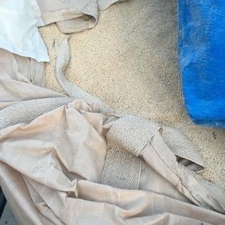 商談中  あげます!園芸 土 3袋 約1、5トン (鹿沼土含む)