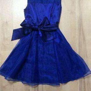 allureville ドレス  ブルー  結婚式にも