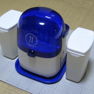 【済】カスピ海ヨーグルトメーカー TWINBIRD HR-4872FJ