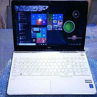 美品 LaVie改33 Core i7 SSD HDD Win10