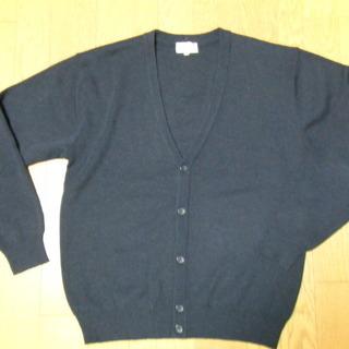 カーディガン(黒)160cm