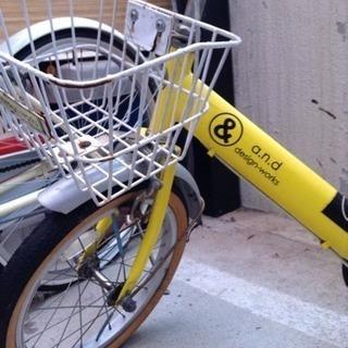 子供用16インチ自転車