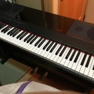 中古DENON電子ピアノ
