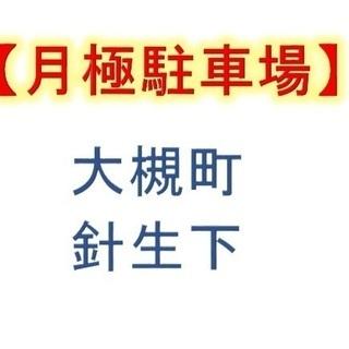 新【月極駐車場】大槻町 複数台まとめて借りることも可能です^^