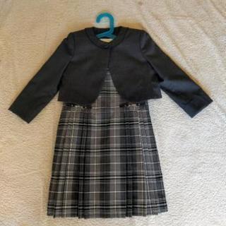女児の110cm用 コムサデモード フォーマルの服です。