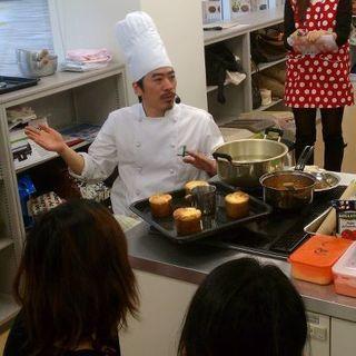 料理教室の単発でのアシスタントを募集します。