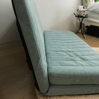 2人掛け・3wayソファ✳︎2人で寝れるベッドにもなります! − 神奈川県