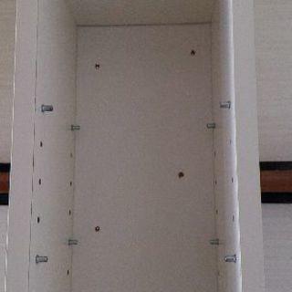 IKEAの白い本棚差し上げます - 平塚市