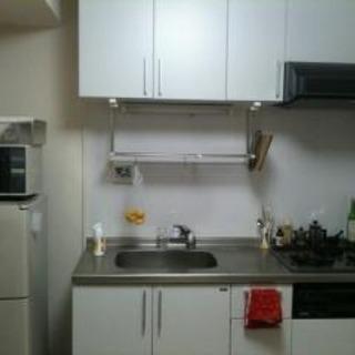 2名で入居もOK!【中野駅2分】家具家電付き1DKマンションお貸します。