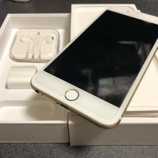 【売却済】softbank iPhone6plus