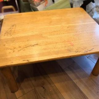 ★無料★こたつテーブル*座卓*リビングテーブルの画像