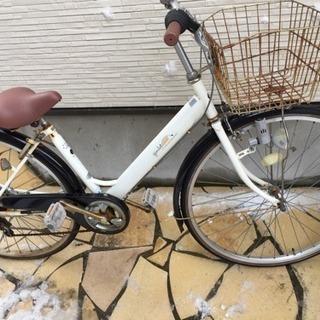 27型 中古・自転車譲ります