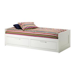 2月12日~14時まで引き取り完了限定 IKEA デイベッド 引き...