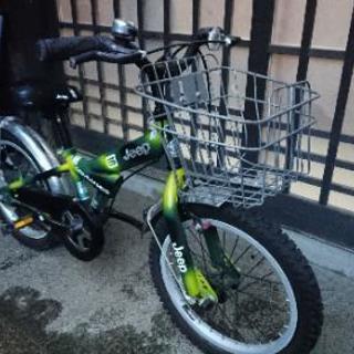 子供用自転車 16インチ 2月末まで