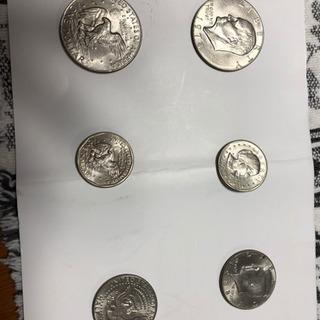 珍しいドル硬貨