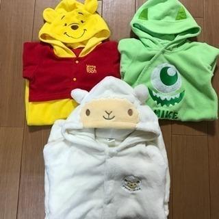 カバーオール 春・秋・冬用 ディズニー