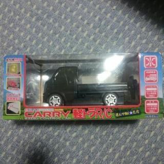 新品 スズキ キャリィ ラジコンカー 黒色